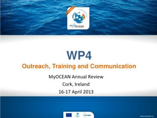 WP4 Outreach, Training and Communication