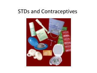 STDs and Contraceptives