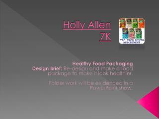 Holly Allen 7K