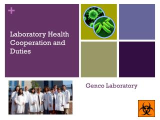 Genco  Laboratory