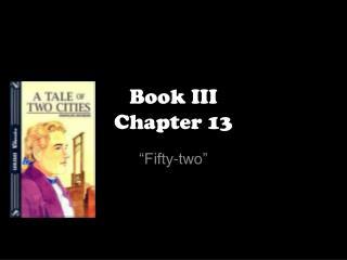 Book III Chapter 13