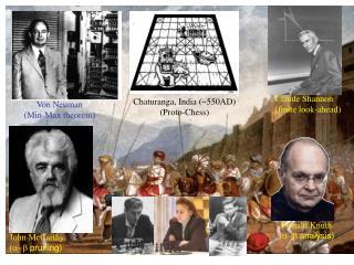 Von Neuman (Min-Max theorem)