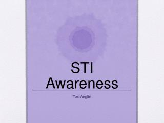 STI  Awareness