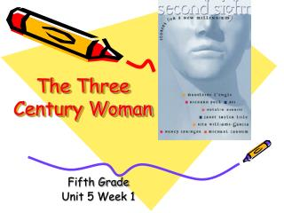 The Three Century Woman