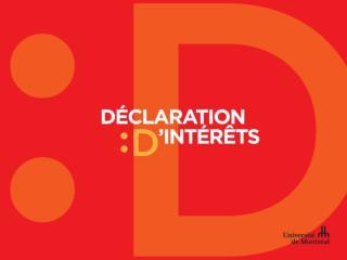 Les conflits d'intérêts, bien plus qu'une affaire de  politique