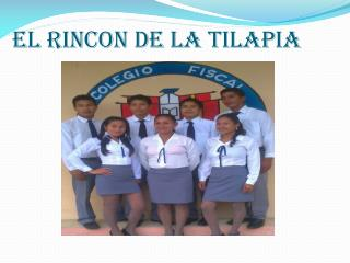 EL RINCON DE LA TILAPIA