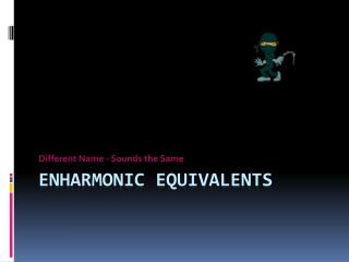 Enharmonic Equivalents