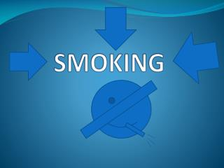why people shouldn't smoke cigarettes Why people shouldn't smoke or any similar topic specifically for you the smoke from cigarettes gets released in to the air, and is dreadful for the atmosphere.