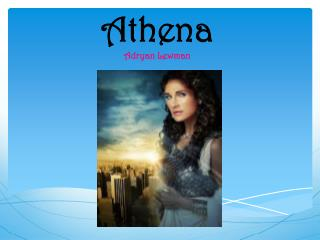 Athena Adryan Lewman