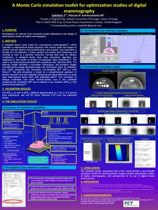 A Monte Carlo simulation toolkit for optimization studies of digital mammography