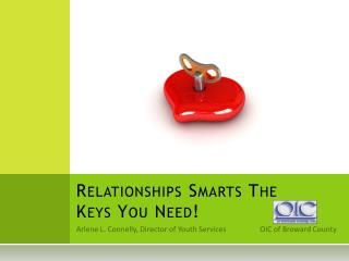 Relationships Smarts The Keys You Need!
