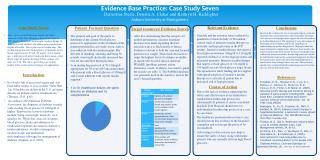 Case Study Seven