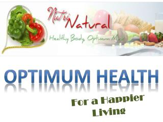 Optimum  Health