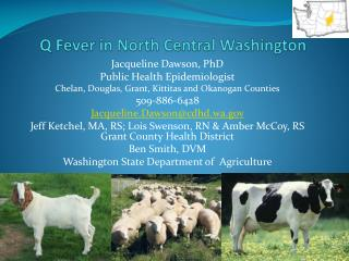 Q Fever in North Central Washington