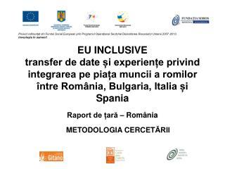 Raport de țară – România
