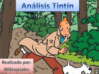 Análisis Tintín