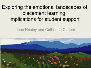 Exploring the emotional landscapes of placement learning: implications for student support