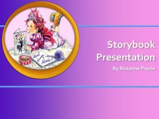 Storybook Presentation