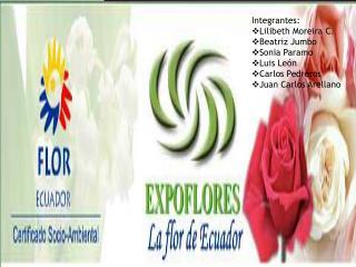 Integrantes: Lilibeth Moreira C. Beatriz Jumbo  Sonia Paramo Luis León Carlos Pedreros