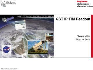 QST IP TIM Readout
