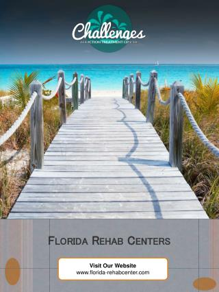 Fort Lauderdale Addiction Treatment Center
