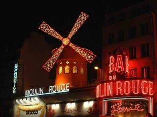 Le Moulin Rouge made can-can dancing famous