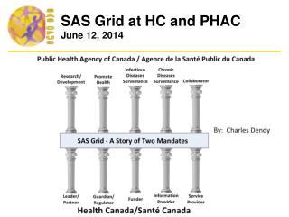SASGrid at HC and PHAC June 12, 2014