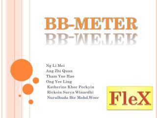 Bb-meter