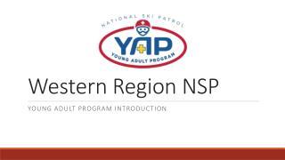 Western Region NSP