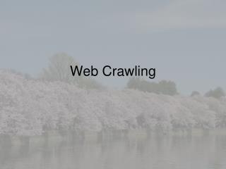 Web Crawling