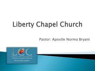 Liberty Chapel Church