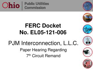 FERC Docket No. EL05-121-006