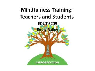 Mindfulness Training: Teachers and Students