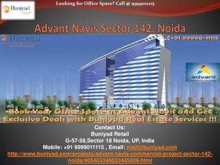 Advant Navis – An Ideal location for Business