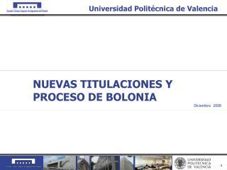 Universidad Polit cnica de Valencia