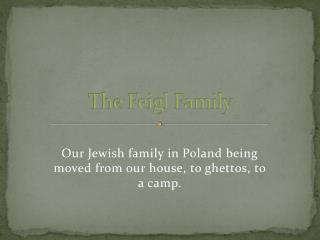 The Feigl Family