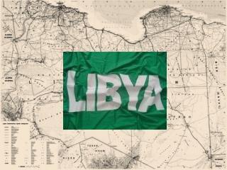 LA LIBIA DE LIOS LIBIOS