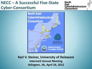 NECC –A Successful Five-State Cyber-Consortium