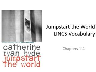 Jumpstart the World LINCS Vocabulary