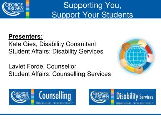Supporting You,  Support Your Students
