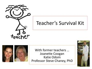 Teacher�s Survival Kit