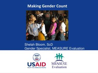 Making Gender Count