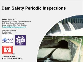 Dam Safety Periodic Inspections