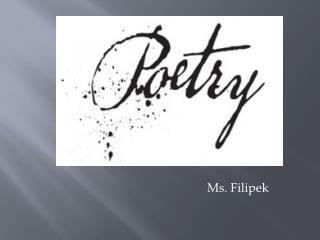Ms. Filipek
