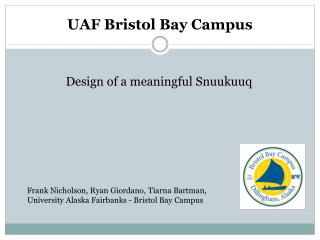 UAF Bristol Bay Campus