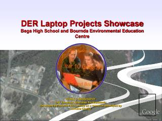 DER Laptop Projects Showcase Bega High School and Bournda Environmental Education Centre