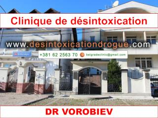 Cure de désintoxication heroine