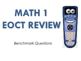 MATH 1 EOCT REVIEW