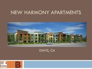 New Harmony Apartments