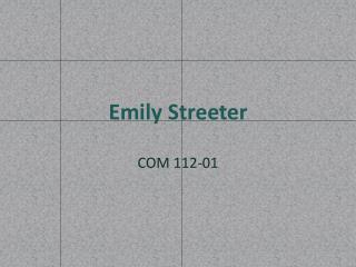 Emily Streeter